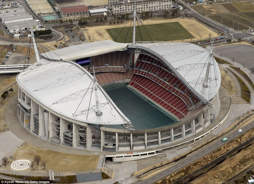 The City of Toyota Stadium will be host to some interesting group games includingWales vs Georgia and New Zealand vs Italy