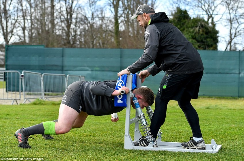 Tadhg Furlong has emerged as the premier tighthead in the northern hemisphere and anchors a formidable pack
