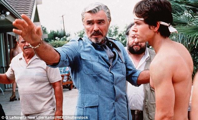 Reynolds a rebondi après une chute de carrière en 1997 avec une nomination pour un prix décerné à l'Académie du meilleur acteur pour «Boogie Nights» (photo)
