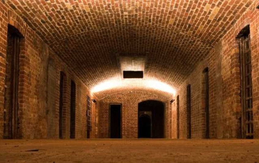 The Clerkenwell House of Detention, in the heart of Clerkenwell, was originally built as a prison in the 17th century and features dozens of underground vaults