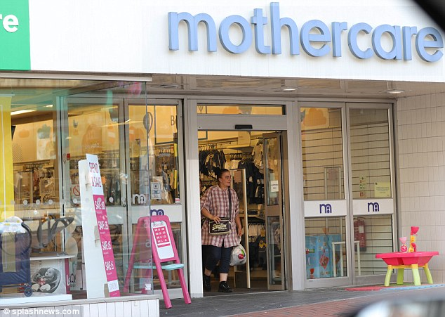 Matthews a été cassée lors de son voyage shopping impromptu alors que sa fille Shannon devait fêter ses 20 ans dimanche