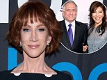 Kathy Griffin posted a lengthy 17-part Twitter rant against Big Brother host Julie Chen and her husband, former CBS CEO Les Moonves