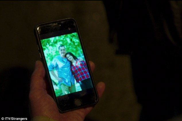 David showed pictures of him with Megan on his phone to a gobsmacked Jonas who struggled to understand how his wife had been leading a double life without his knowledge