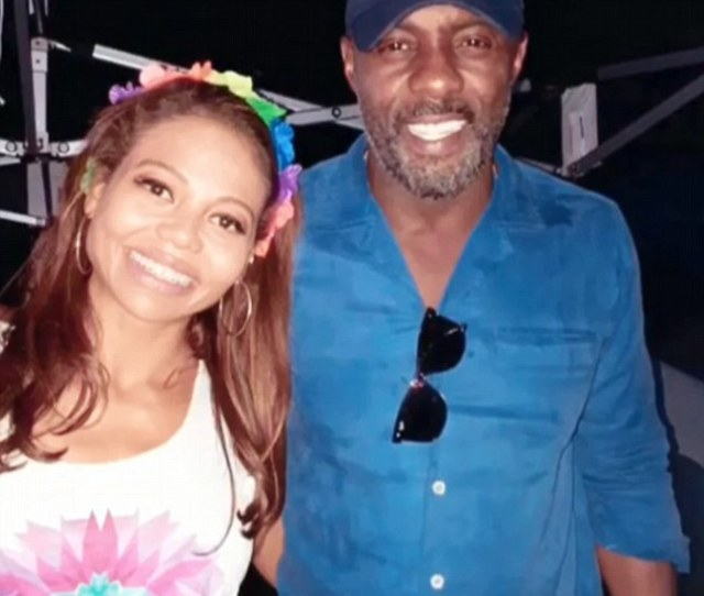 Viscountess Weymouth Surprised Idris Elba With A Birthday Celebration At A Dinner Party At Longleat House