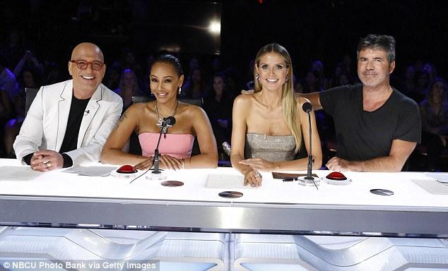 Saison douze: Les juges ont tous apprécié la performance de Brian