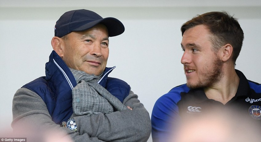 Eddie Jones's stunning start as England coach has hit the rocks with a series of big defeats throughout this year