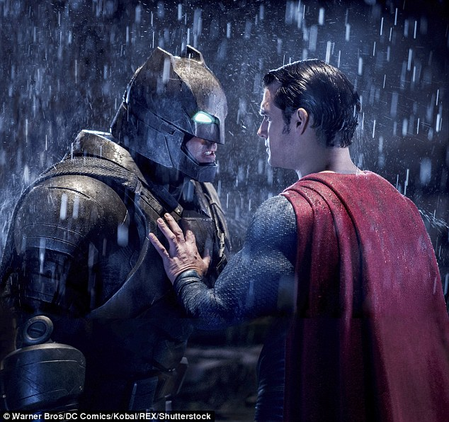 Out! Ben Affleck is out as Batman just after it was announced that Henry Cavill is hanging up his cape as Superman