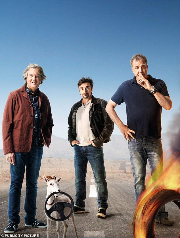 Temps libre: en discutant du nouveau concert, l'ancien hôte de Top Gear, âgé de 58 ans, a plaisanté sur son envie de passer du temps avec ses co-organisateurs, James May et Richard Hammond.