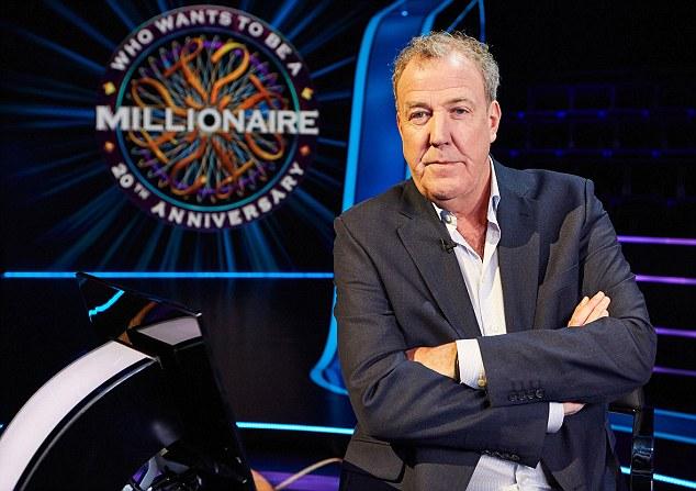 Il est de retour! Jeremy Clarkson affrontera une nouvelle série de Who Wants To Be a Millionaire? après le succès des épisodes de la semaine anniversaire