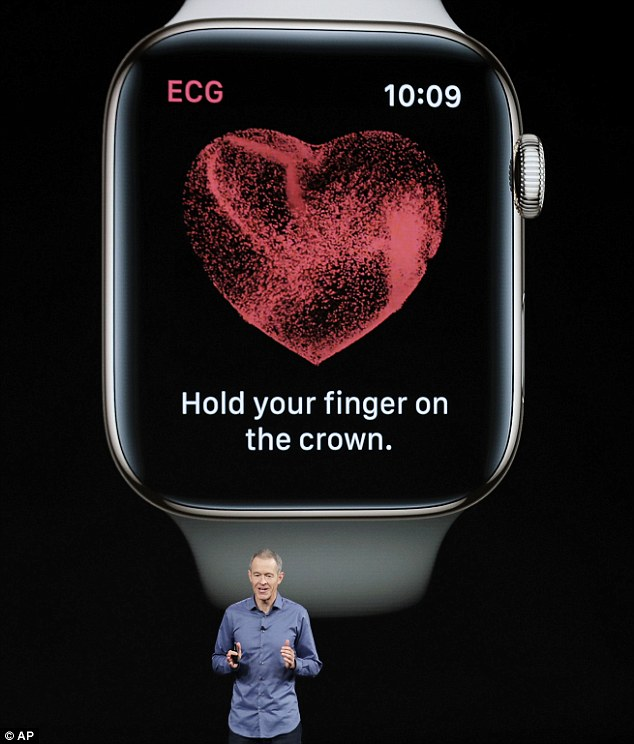 Apple COO Jeff Williams introduced the Apple Watch 4's EKG feature to fanfare - but cardiologists aren't so sold on the feature they fear will return false positives