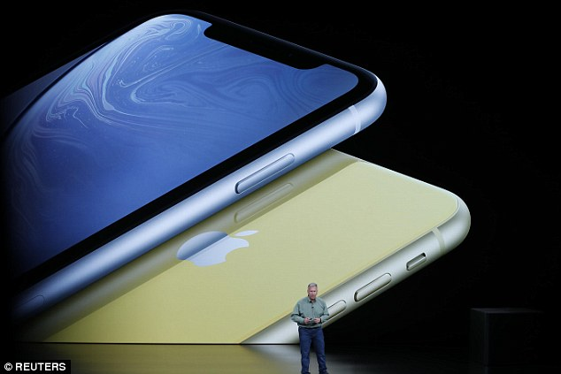 Apple's suppliers may be struggling to ramp up production of LCD displays. Apple's iPhone XS and XS Max feature OLED displays, while the iPhone XR features a Liquid Retina LCD display