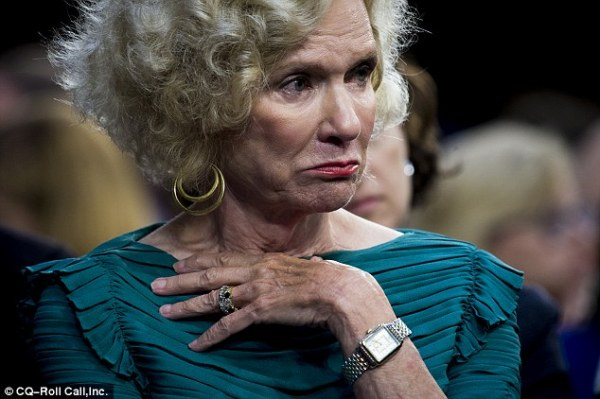 Kavanaugh's mother ruled against his accuser's father in ...