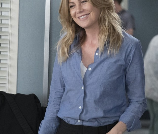 Ellen Pompeo Said She May Be Leaving Her Hit Medical Drama Greys Anatomy