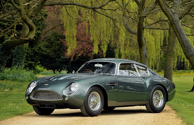 Here's what the final DB4 GT Zagato Continuation models will look like when they're delivered to customers in 2019 - one year before the DBS GT Zagato is ready for collection