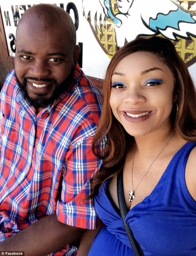 Funny: Charles and Jahann went viral online after the wife shared a video of her husband reacting to her fourth pregnancy