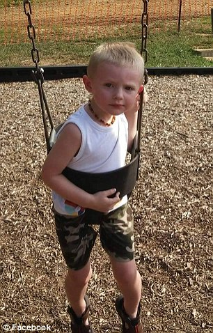Maddox is autistic and has limited verbal skills, the boy's parents have said