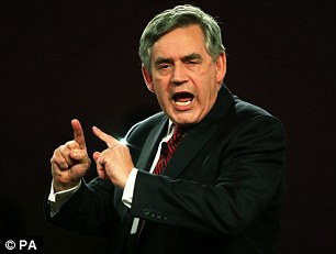 Labour Councillor Gordon Brown initially launched tax-friendly ISA's in 1999