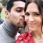 Mandy Moore reunites with ex, Wilmer Valderrama at the Veuve Clicquo In LA