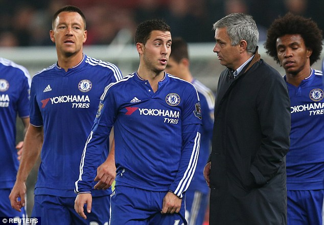 The Belgian star admits he felt guilty over the former manager's Stamford Bridge sacking