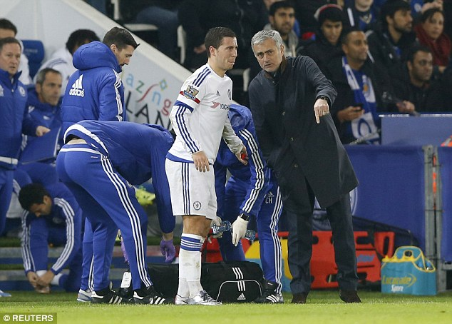 Eden Hazard has opened up about Jose Mourinho's acrimonious Chelsea exit in 2015
