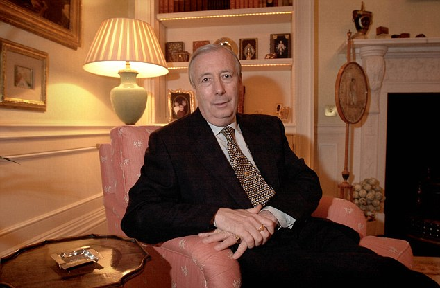 Lord Harris (above) founded Carpetright in 1988, now he and his son are behind Tapi