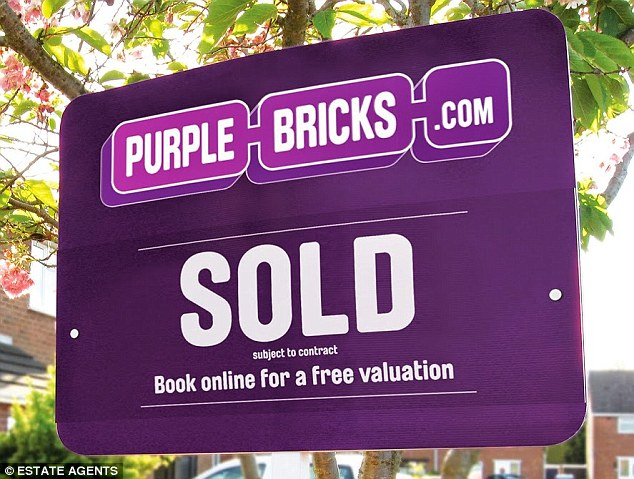 Sales: Purplebricks has grown in the last six months in the United Kingdom, a 20 percent increase over the previous year