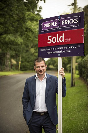 Michael Bruce, Managing Director of Purplebricks