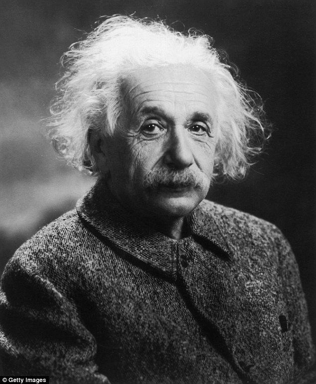 Einstein wrote the letter to his younger sister Maja after fleeing from Berlin and warned of the dangers of growing nationalism and anti-Semitism years before the Nazis came to power in Germany.