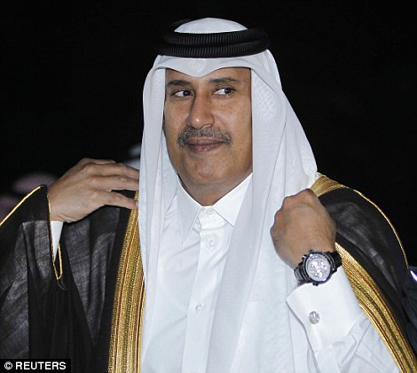 Hamad bin Khalifa Al Thani, worth a billion pounds, is said to have been bought by the Barclay brothers. The stamp duty alone should reach 20 million pounds