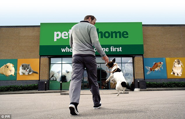 Pets at Home has more than 350 stores in the UK and controls 471 vet practices