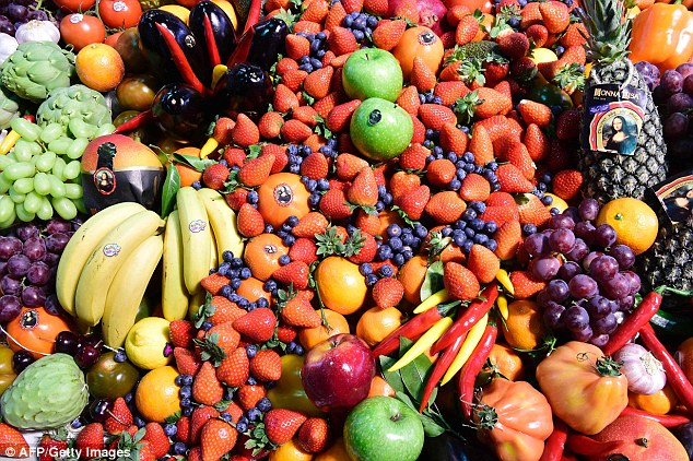 Fresh food is the main point of concern as it has a limited shelf life and can not be stockpiled