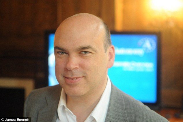 Fraud charges: Mike Lynch, founder and former chief executive of Autonomy