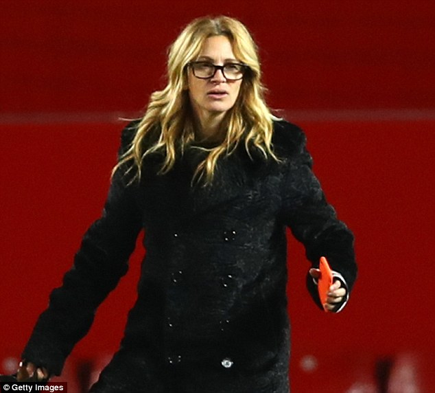 The actress Julia Roberts paid 80,000 pounds for a couple of tickets for the 2022 World Cup in Qatar