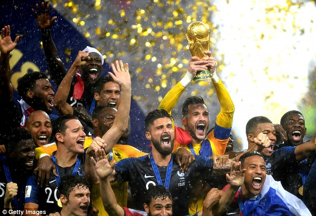 FIFA believe they could raise an extra £303m from expanding the next tournament in 2022