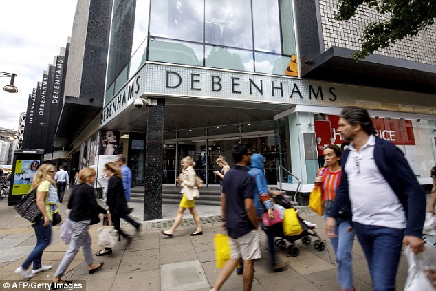 Debenhams is the latest high profile chain to fall into administration. The chain agreed a deal with its lenders and all stores remain open for now