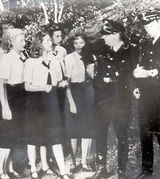 Himmler's 'lovecamp'