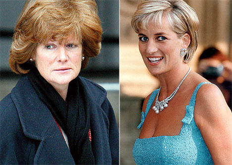 How well has Diana been served by her sister?   Daily Mail ...