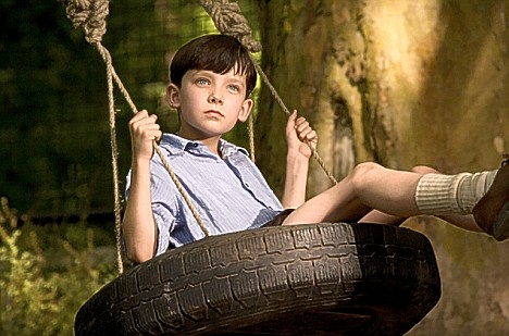 Asa Butterfield i