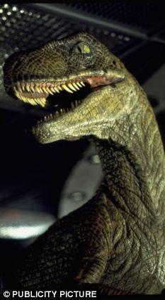 Dinosaur - chickens contain DNA relics of original dinosaurs