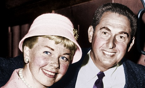 Image result for marty melcher and doris day