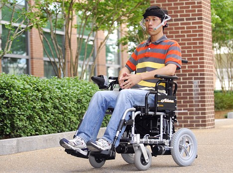 Tiny magnet allows disabled people to operate wheelchairs ...