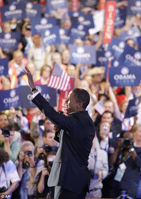 Obama has already inspired a rock-star like devotion that even leaves some Democratic supporters wary - will tonight be his undoing?