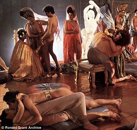 fantasy orgy