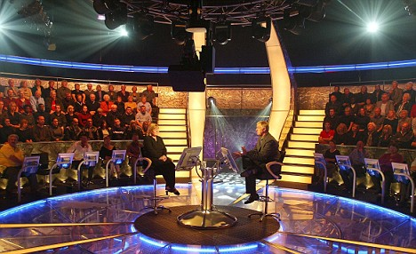 Image result for who wants to be a millionaire audience