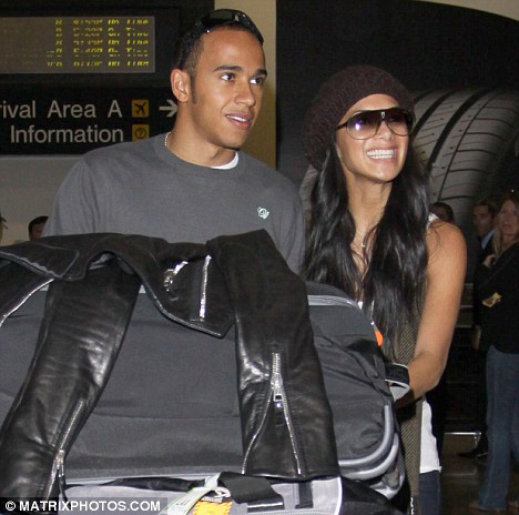 Nicole is taking Lewis to Hawaii to meet her family over the new year