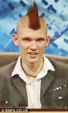 Punk Student On University Challenge Is A Dead Ringer For