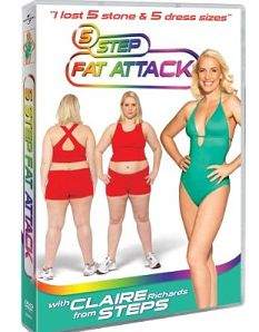 claire richards dvd