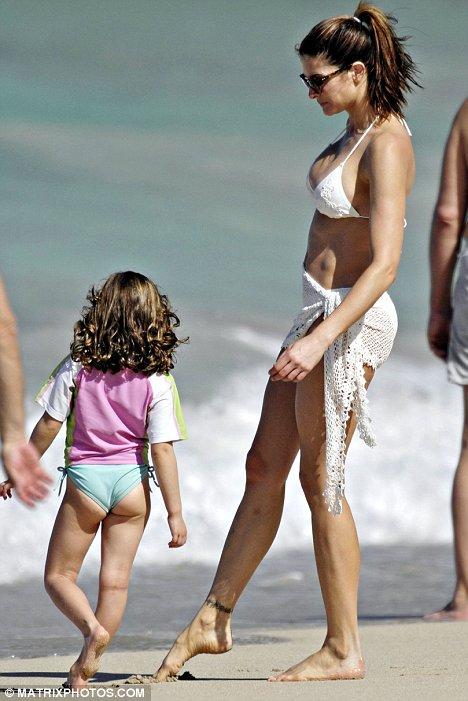 Supermodel Stephanie Seymour