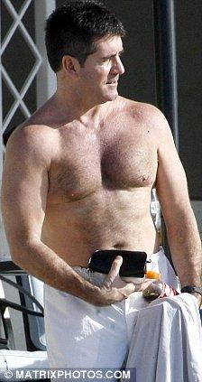 Pop Idol judge Simon Cowell
