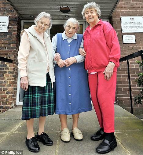 Gay old ladies